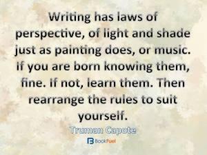 writinghas