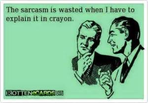 thesarcasm
