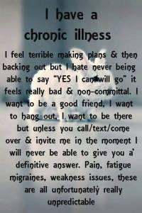chronicillness
