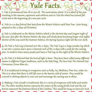 yule-facts