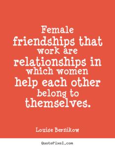 femalefriendships
