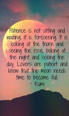 patienceisnot