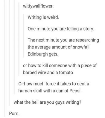 writingisweird