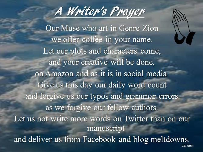 writersprayer