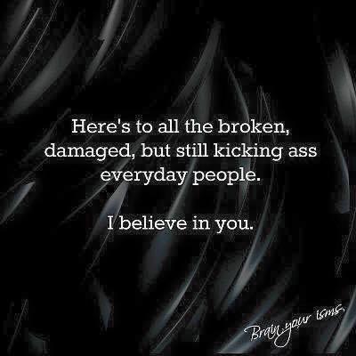 broken-damaged
