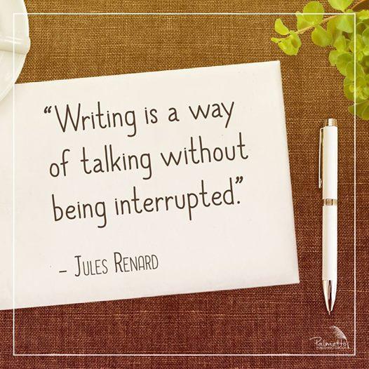 writingisaway