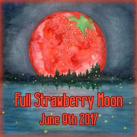fullstrawberrymoon